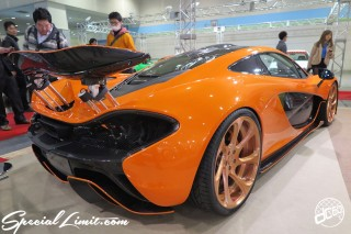TOKYO Auto Salon 2015 Custom Car Demo JDM USDM Body Kit Coilover Suspension Wheels Campaign Girl Image New Parts Chiba Makuhari Messe Motor Show McLaren P1 S&Company