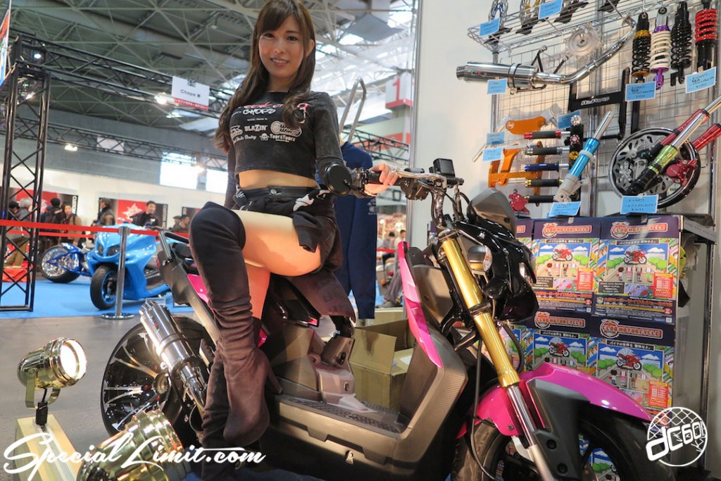 Osaka Motorcycle Show 2015 Part.① ♪