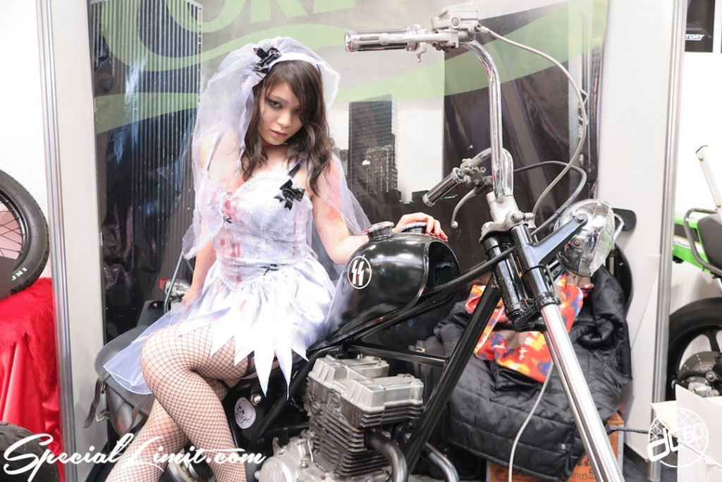 Osaka Motorcycle Show 2015 Part.② ♪