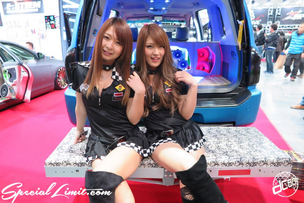 Osaka Auto Messe 2015 Vol.10 〜Campaign Girl〜 ☆