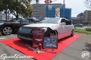X-5 FUKUOKA 2015 CROSS FIVE XTREME SUPER SHOW JAPAN TOUR MONSTER ENERGY Boat Race Parking Forged Wheels Cast New Custom Parts Campaign Girl Image Domestics USDM JDM Slammed Hi-Lander Camber Magazine Interview Wide Body Kit Audio Adjustable Coil Over One Off Street Paint TOYOTA ARISTO LEXUS GS