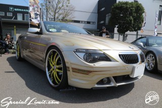X-5 FUKUOKA 2015 CROSS FIVE XTREME SUPER SHOW JAPAN TOUR MONSTER ENERGY Boat Race Parking Forged Wheels Cast New Custom Parts Campaign Girl Image Domestics USDM JDM Slammed Hi-Lander Camber Magazine Interview Wide Body Kit Audio Adjustable Coil Over One Off Street Paint BMW E63 Convertible
