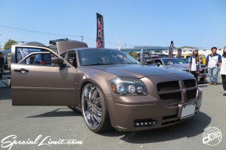 X-5 FUKUOKA 2015 CROSS FIVE XTREME SUPER SHOW JAPAN TOUR MONSTER ENERGY Boat Race Parking Forged Wheels Cast New Custom Parts Campaign Girl Image Domestics USDM JDM Slammed Hi-Lander Camber Magazine Interview Wide Body Kit Audio Adjustable Coil Over One Off Street Paint DODGE MAGNUM