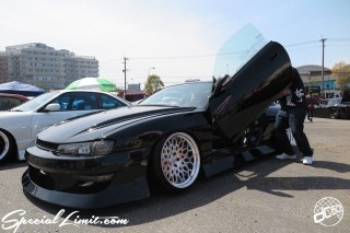 X-5 FUKUOKA 2015 CROSS FIVE XTREME SUPER SHOW JAPAN TOUR MONSTER ENERGY Boat Race Parking Forged Wheels Cast New Custom Parts Campaign Girl Image Domestics USDM JDM Slammed Hi-Lander Camber Magazine Interview Wide Body Kit Audio Adjustable Coil Over One Off Street Paint NISSAN S15 SILVIA