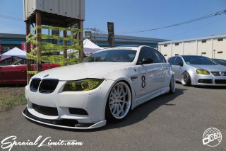 X-5 FUKUOKA 2015 CROSS FIVE XTREME SUPER SHOW JAPAN TOUR MONSTER ENERGY Boat Race Parking Forged Wheels Cast New Custom Parts Campaign Girl Image Domestics USDM JDM Slammed Hi-Lander Camber Magazine Interview Wide Body Kit Audio Adjustable Coil Over One Off Street Paint BMW E90 Wide Body boobee