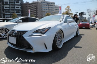 X-5 FUKUOKA 2015 CROSS FIVE XTREME SUPER SHOW JAPAN TOUR MONSTER ENERGY Boat Race Parking Forged Wheels Cast New Custom Parts Campaign Girl Image Domestics USDM JDM Slammed Hi-Lander Camber Magazine Interview Wide Body Kit Audio Adjustable Coil Over One Off Street Paint LEXUS RC-F Stance