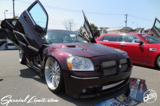 X-5 FUKUOKA 2015 CROSS FIVE XTREME SUPER SHOW JAPAN TOUR MONSTER ENERGY Boat Race Parking Forged Wheels Cast New Custom Parts Campaign Girl Image Domestics USDM JDM Slammed Hi-Lander Camber Magazine Interview Wide Body Kit Audio Adjustable Coil Over One Off Street Paint DODGE MAGNUM FORGIATO