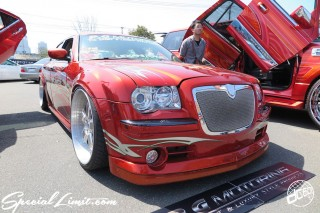 X-5 FUKUOKA 2015 CROSS FIVE XTREME SUPER SHOW JAPAN TOUR MONSTER ENERGY Boat Race Parking Forged Wheels Cast New Custom Parts Campaign Girl Image Domestics USDM JDM Slammed Hi-Lander Camber Magazine Interview Wide Body Kit Audio Adjustable Coil Over One Off Street Paint CHRYSLER 300C LEXANI FORGED HUSTLER