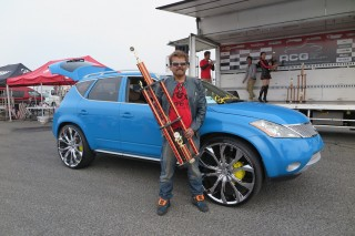 MURANO is first victory in the debut event