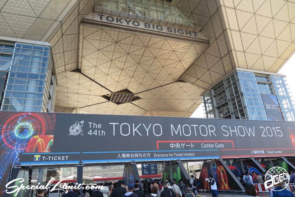 TOKYO Motor Show 2015 Vol.① ☆