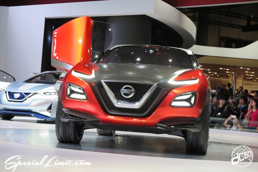 TOKYO Motor Show 2015 Vol.③ 〜NISSAN GRIPZ & iDS Concept〜 ☆